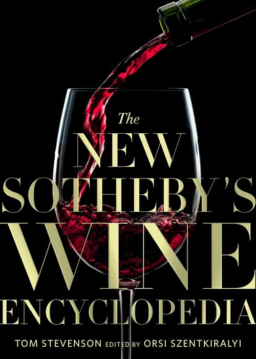 Book - The New Sotheby's Wine Encyclopedia