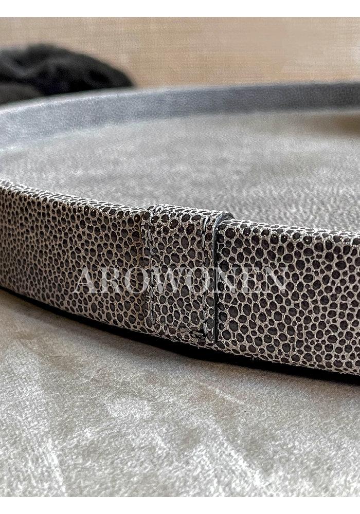 Dienblad Circular - Arnavi Grey