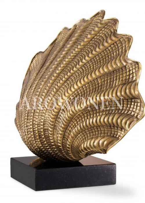 PRE ORDER - Tafellamp - Golden shell