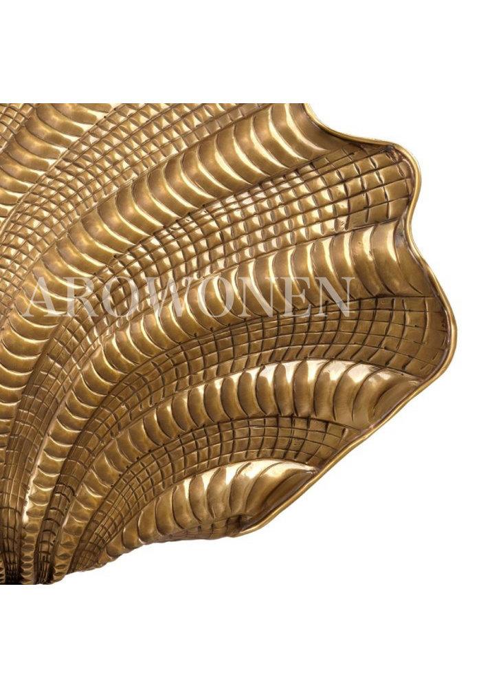 Table Lamp - Golden shell