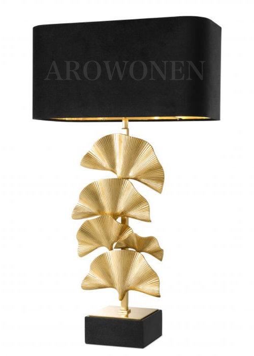 Lampe de table - Floral