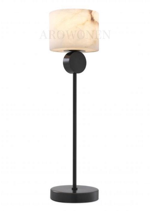 Lampe de table -  Marble atmosphere  black