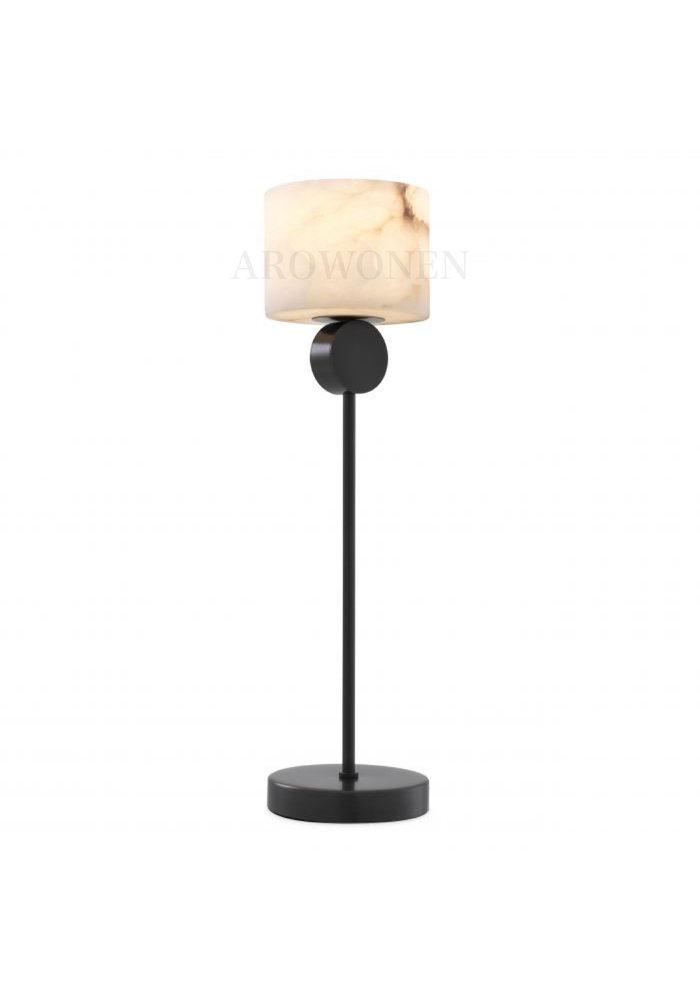 Tafellamp - Marble atmosphere  black