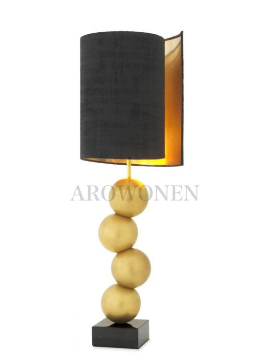 Table Lamp - Zion Brass
