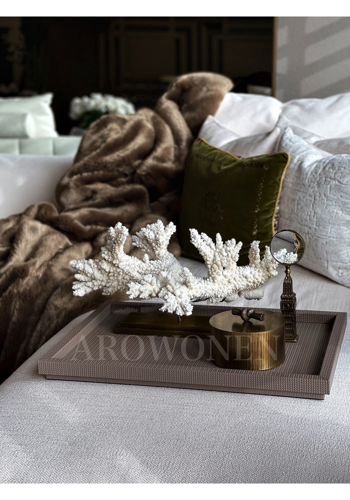 Tray -  Felicity 048-TAUPE
