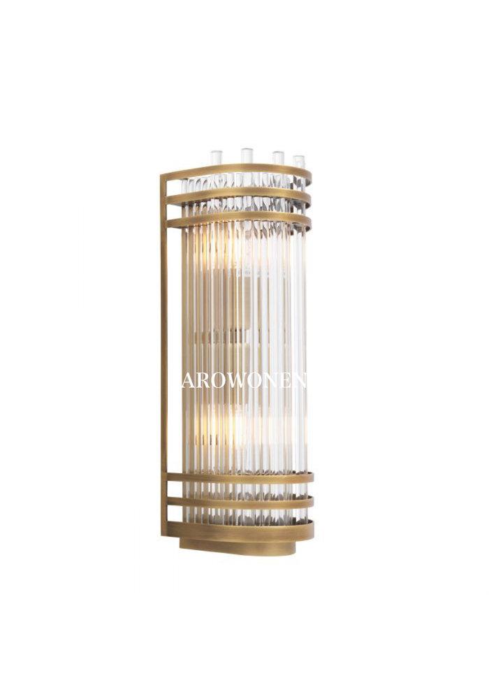 Wall Lamp - Orson - brass