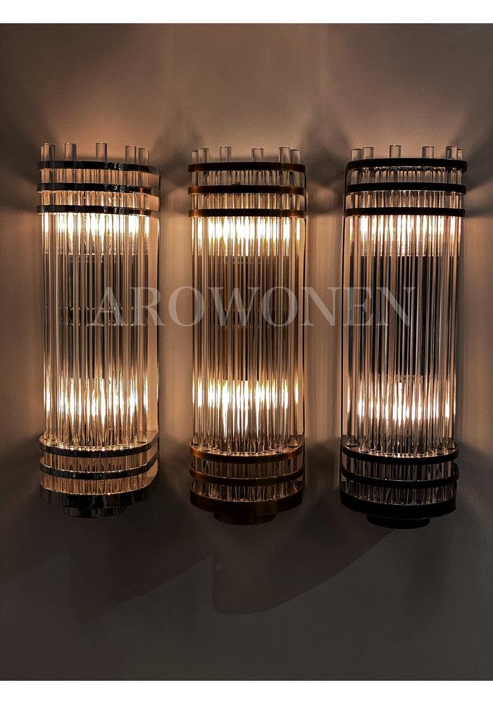 Wall Lamp - Orson - Nickel
