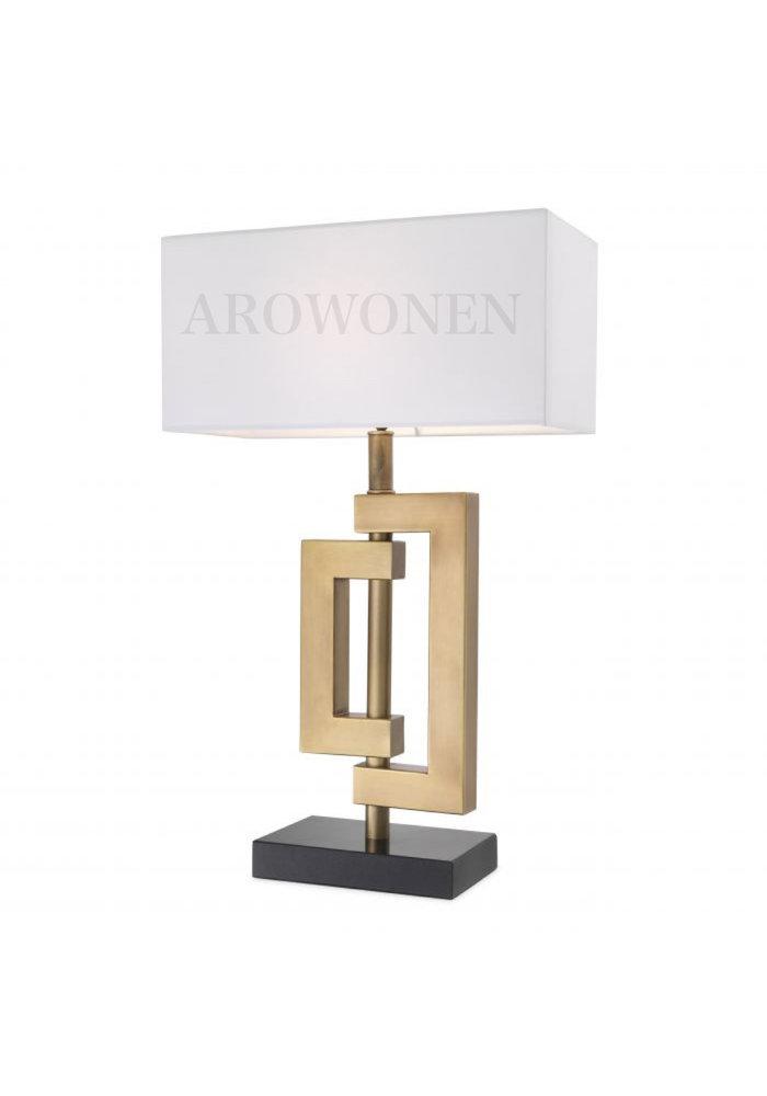 PRE ORDER - Tafellamp - Theron