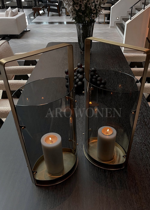 PRE ORDER Candle Holder -Pesci - S