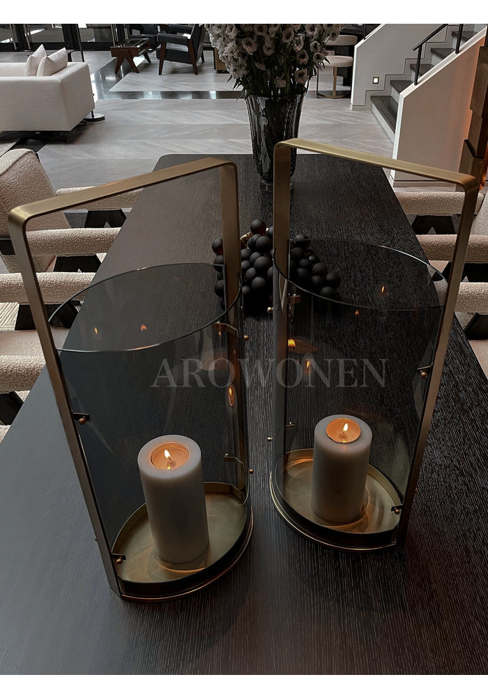 PRE ORDER Candle Holder - Pesci - S