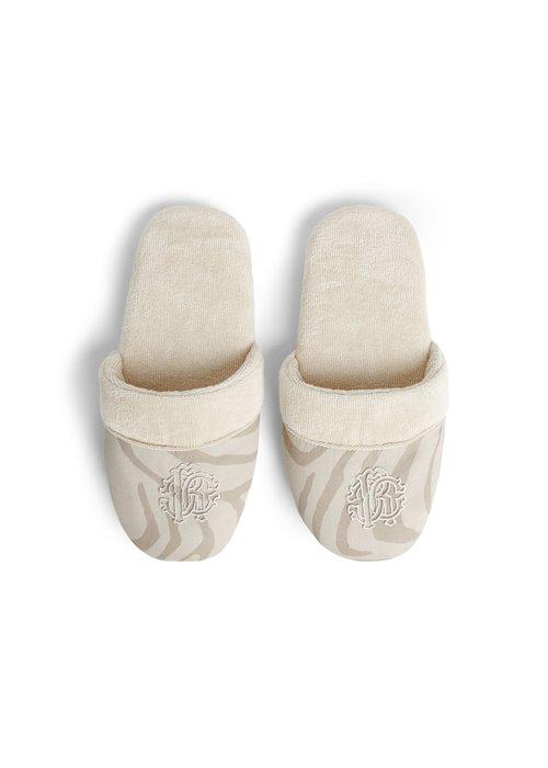 Roberto Cavalli  Bathroom Slippers - Zebrage