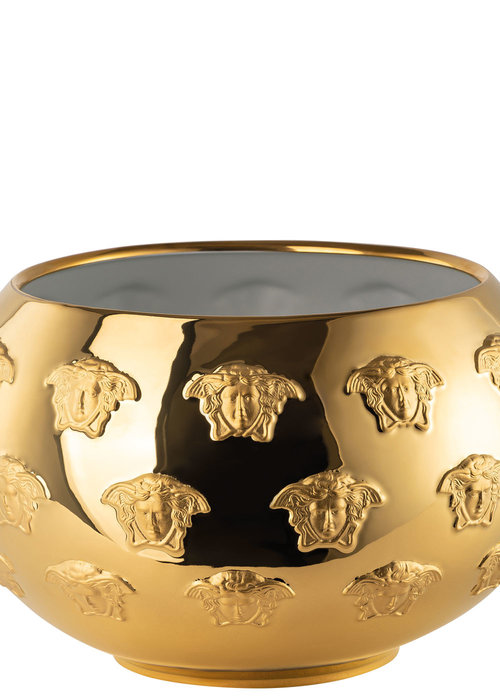 Versace Medusa - Dish/Vase Gold