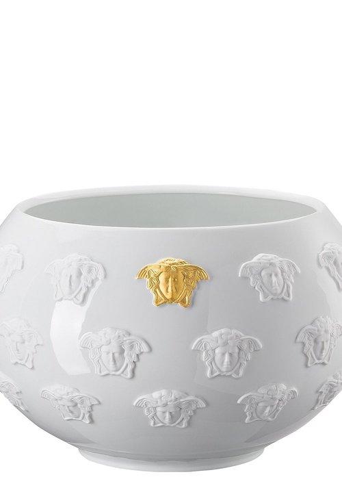 Versace Medusa - Dish/Vase  white