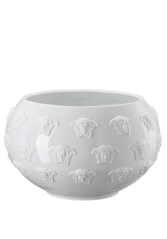 Medusa - Dish/Vase  All white