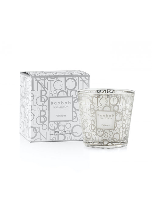 ✩ Baobab Candle - MY FIRST BAOBAB - PLATINUM