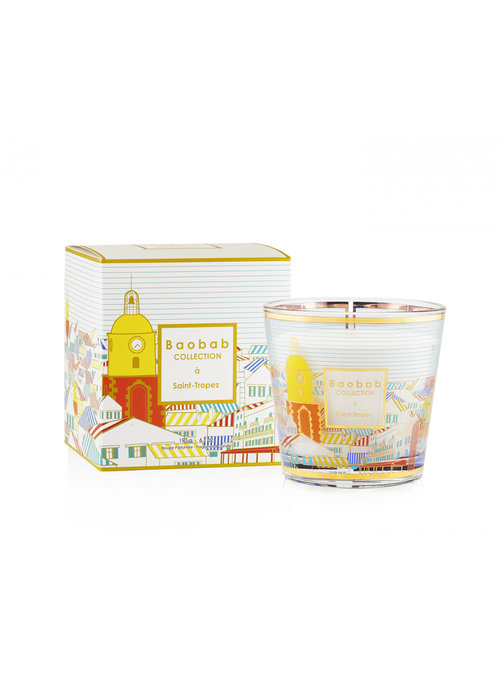 ✩ Baobab Candle - MY FIRST BAOBAB - SAINT-TROPEZ