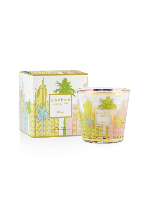 ✩ Baobab Candle - MY FIRST BAOBAB - MIAMI