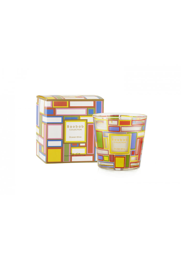 Candle - MY FIRST BAOBAB - OCEAN DRIVE