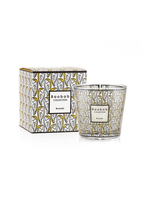 ✩ Baobab Candle - MY FIRST BAOBAB - BRUSSELS