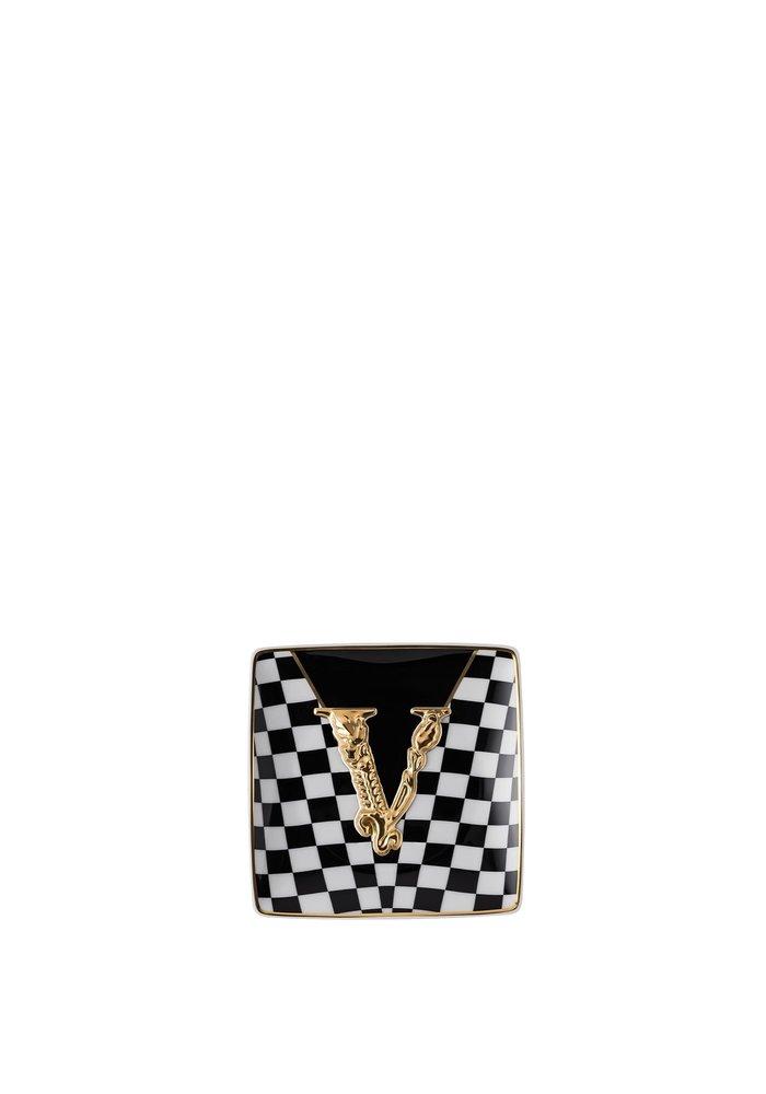 Versace Virtus - Square plate Chess