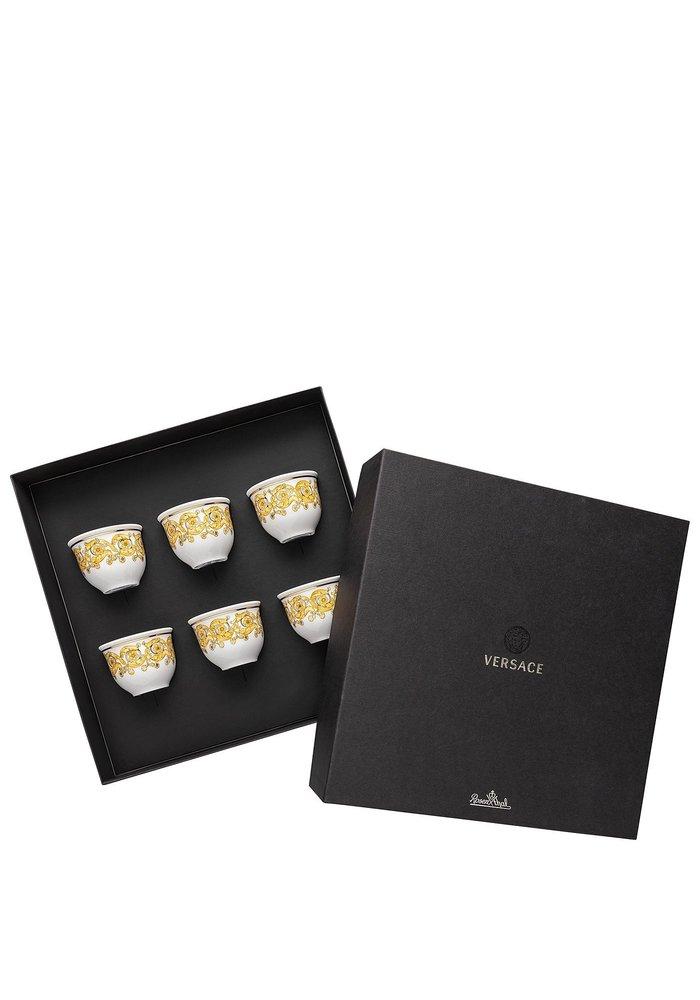 Medusa Rhapsody - Set of 6 espresso mugs