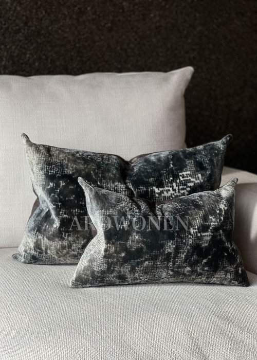 AROWONEN Decorative Cushion - Manhattan - Sky