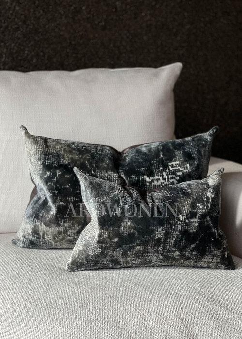 Decorative Cushion - Manhattan - Sky Thunder
