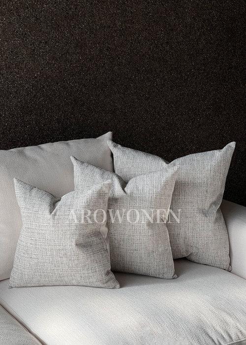 AROWONEN Decorative Cushion -  Laszlo Seashell