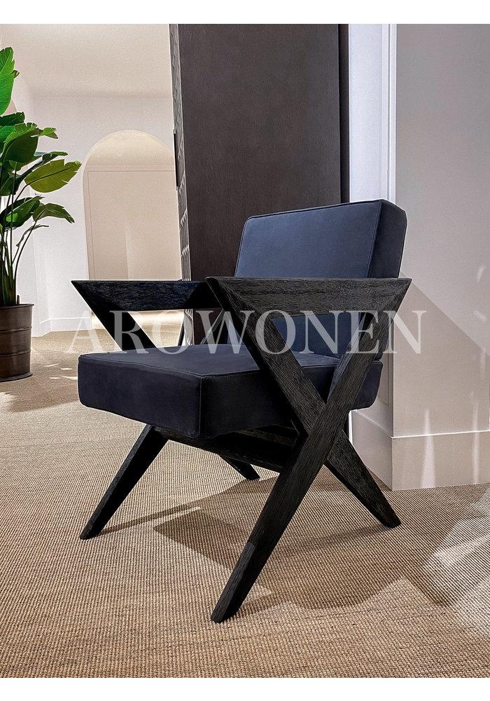Chair - Astor blue