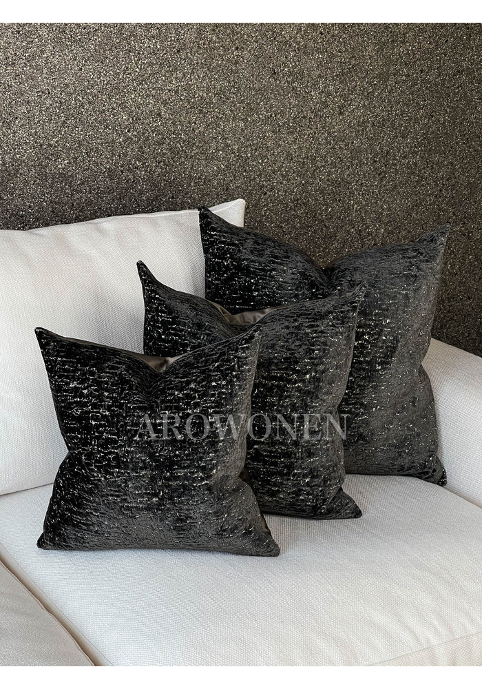 Decorative Cushion - Zephyr - Brownie
