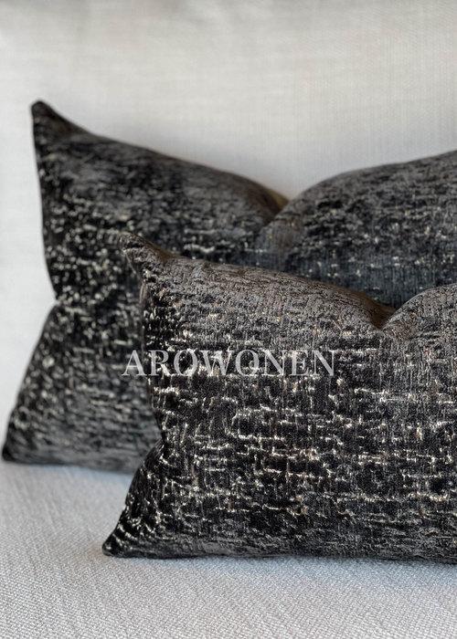 Coussin décoratif - Manhattan - Brownie