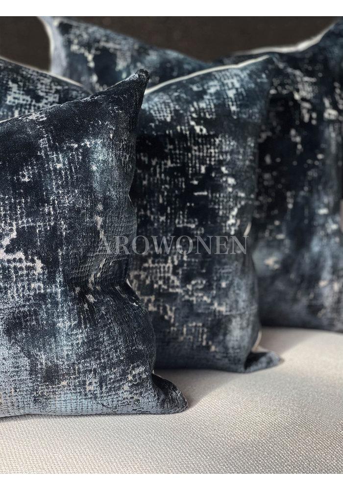 Decorative Cushion - Manhattan - Night Blue