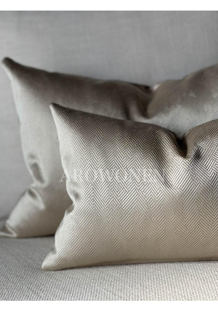 Decorative Cushion -  Ambrosia - Champagne