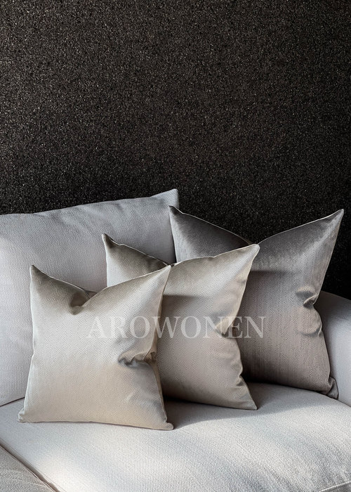 Decorative Cushion -  Ambrosia - Champagne