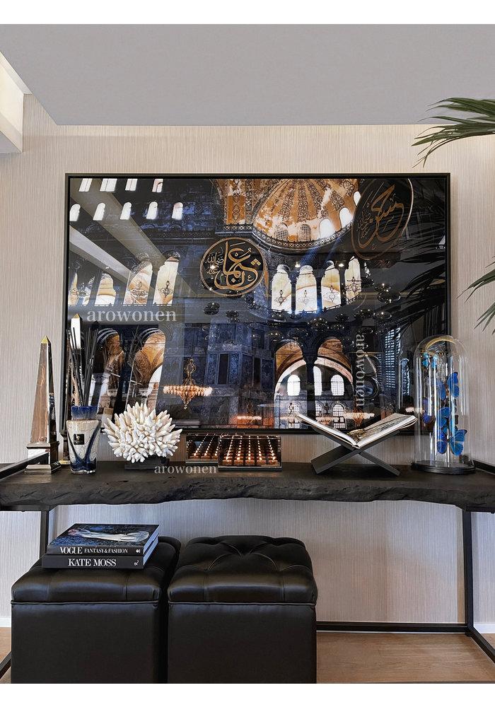 Presenting for Ramadan Blue Mosque art piece
