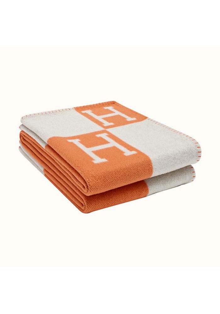 Plaid - Orange