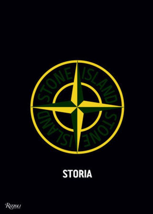 ✩ Boek - Stone Island - Storia