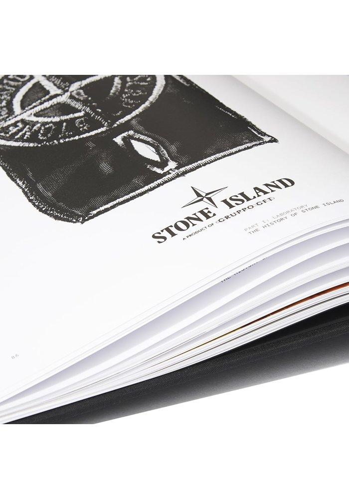 Boek - Stone Island - Storia
