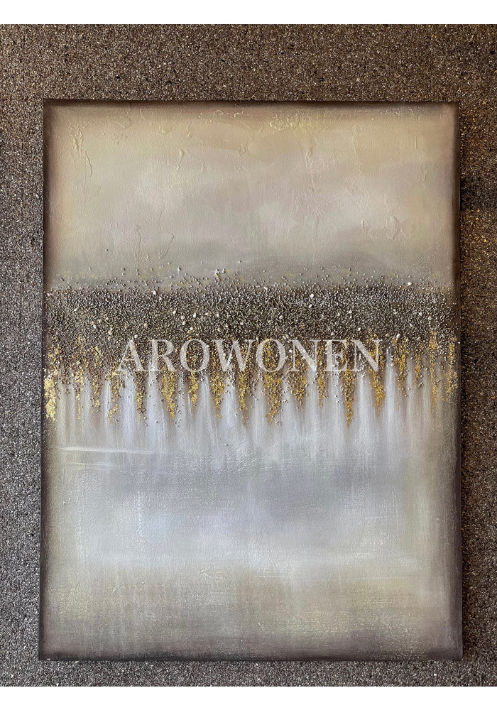 PRE ORDER - Art Canvas - Golden horizon 120x90cm