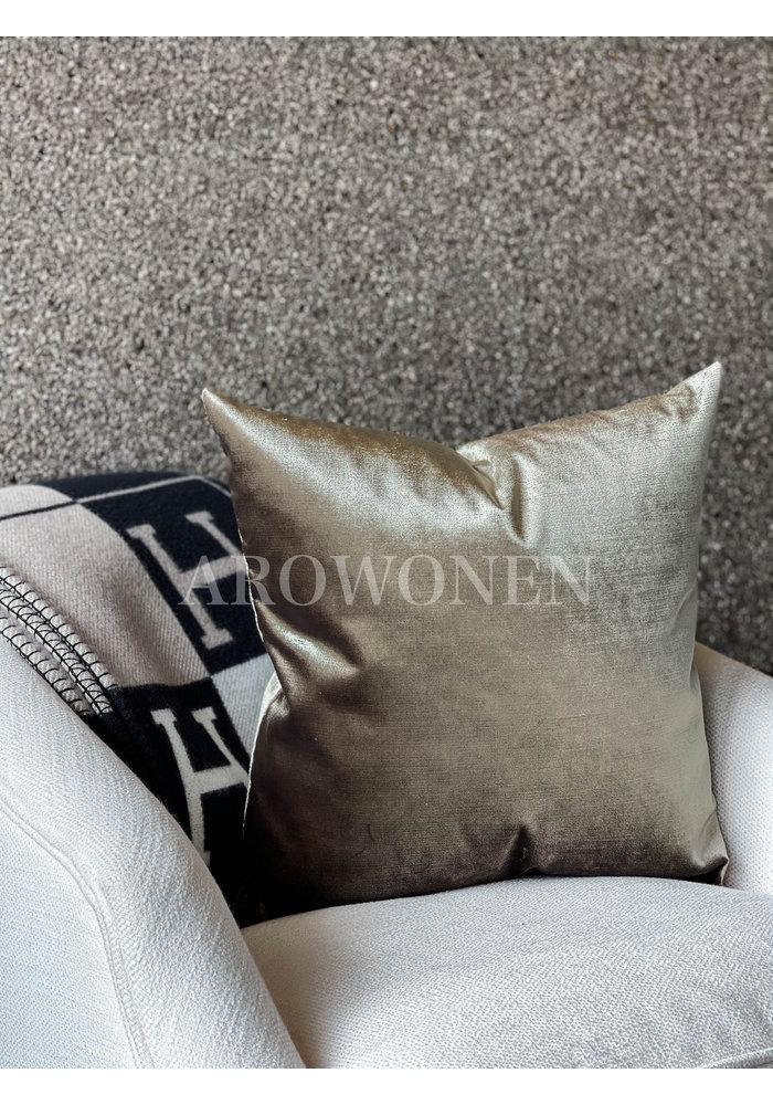 Decorative Cushion - Sage Silver Green