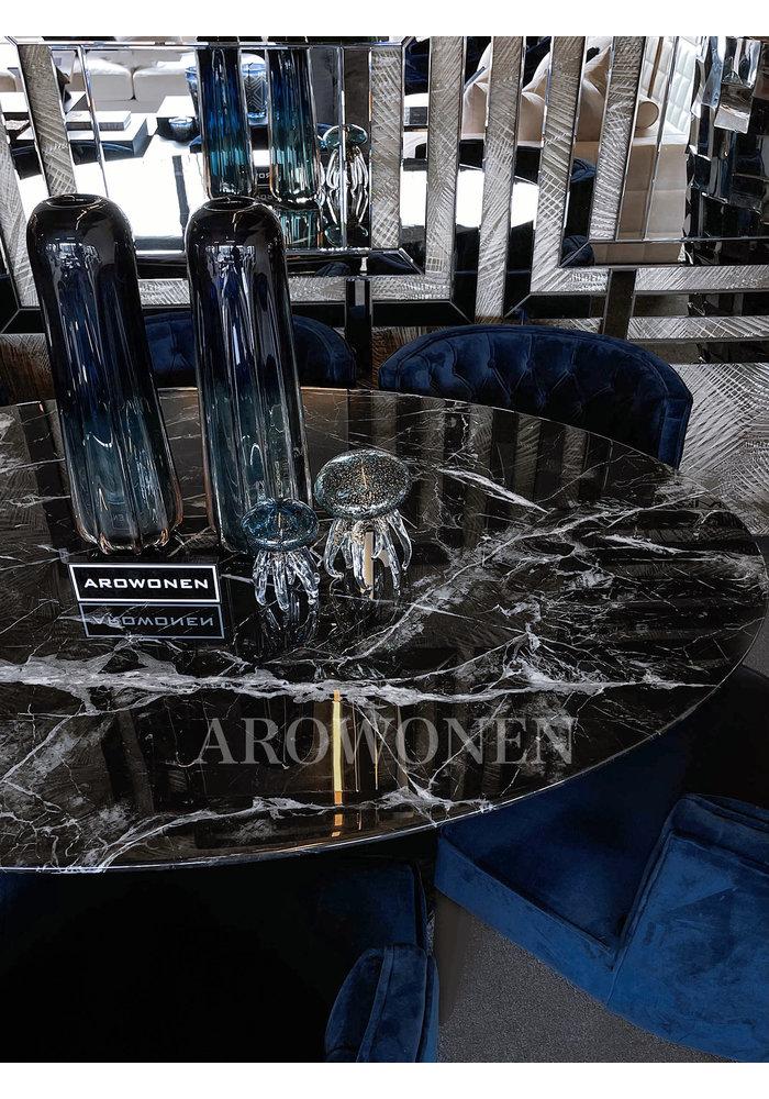 Eettafel - Noir Marble