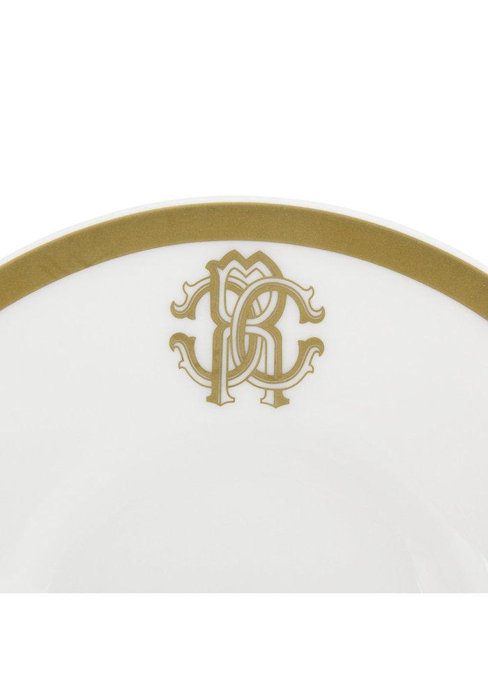 Silk Gold Bread/Butter Plates - Set of 6