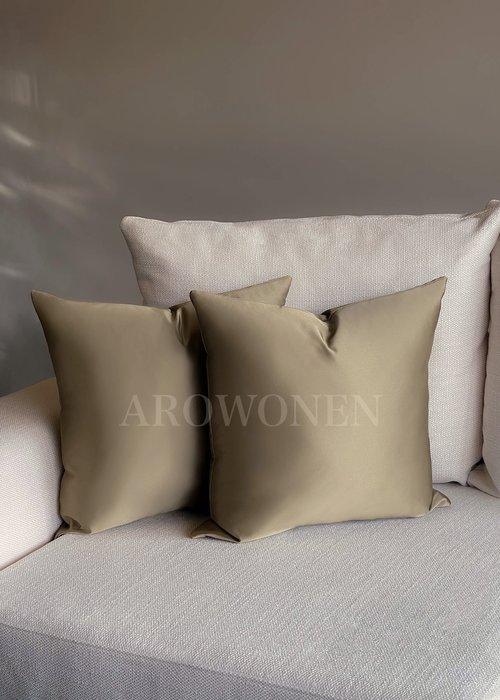 AROWONEN Decorative Cushion - Luciana - Sage