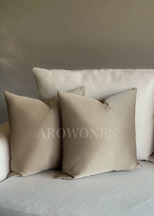 Decorative Cushion - Luciana - Toffee Taupe