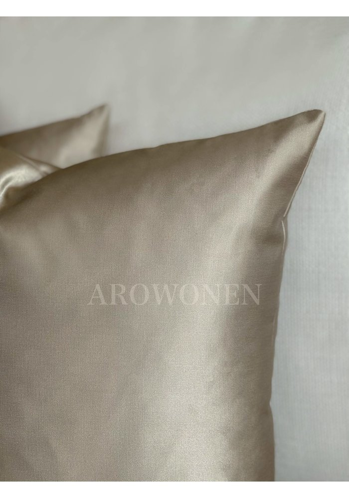 Coussin décoratif - Luciana - Toffee Taupe
