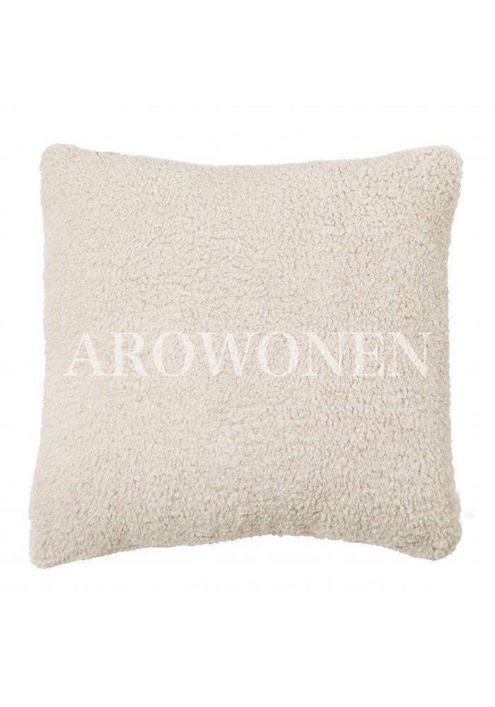 Decorative cushion  - Coco Cream - L