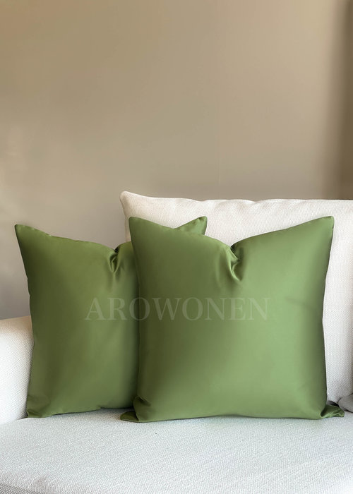 Decorative Cushion -  Luciana - Mossy Green