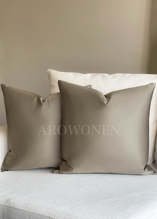 Decorative Cushion - Luciana - Taupe