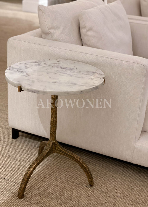 Table d'appoint - Sia blanco