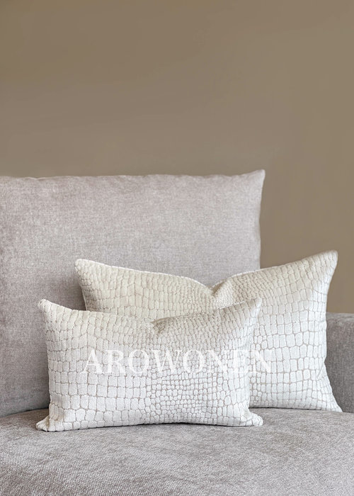 Decorative Cushion - Cordelia - Cream